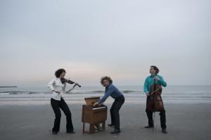 Trio Escapa Fotograaf: Wout Nooitgedagt