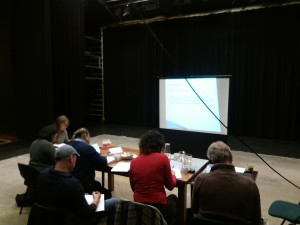 Workshop Amsterdams Theaterhuis
