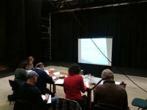 Workshop Amsterdams Theaterhuis